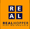 REAL HOPPER PLOT MOTORCYCLE